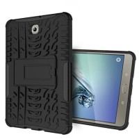 "RUGGED ARMOR SAMSUNG GALAXY TAB S2 S 2 8"" HARD CASE HP FLIP COVER"