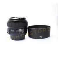 Lens Hood HB-47 For Yongnuo Nikon 50mm 40mm 35mm