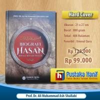 Buku Biografi Hasan Bin Ali Bin Abi Thalib