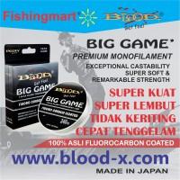 BLOOD BIG GAME FLUOROCARBON COATED