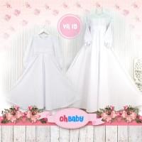 Gamis Couple Cutetrik size Dewasa M L XL   Gamis Dewasa   Dress Muslim