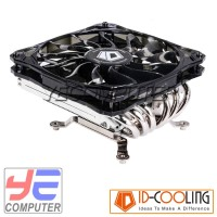 Harga id cooling is 60 low profile cpu cooler for mini | antitipu.com
