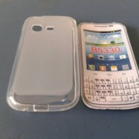 Kondom Silikon Softcase Samsung Galaxy Chat B5330 Full Keyboard