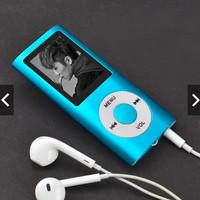 Mp4 Ipod Media Player 4Nano LCD Slot Micro SD Berkualitas