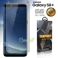 Tempered Glass SAMSUNG Galaxy S8 Plus 3D Clear Full Cover - Glass Pro