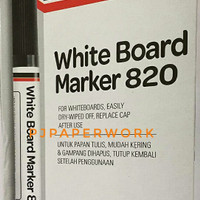 Spidol Whiteboard SNOWMAN 820 dapat dihapus/marker papan tulis murah