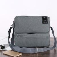 371 Korean Travel Organizer Bag (Tas travel banyak sekat)