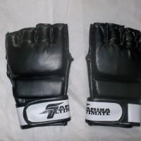 sarung tangan MMA hitam utk pukul samsak