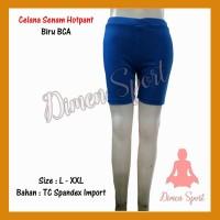 Celana Senam Hotpants | Olahraga | Fitnes | Gym | Zumba | Dimen Shop