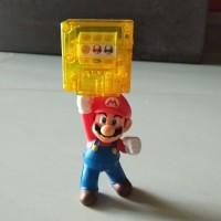 Mainan anak HAPPY MEAL SUPER MARIO