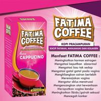 Kacip Fatimah, Manjakani, Kolagen - Fatima Coffee