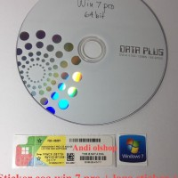 Harga software coa windows 7 pro oem original logo windows cd | Hargalu.com