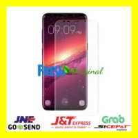 Anti Gores Jelly Anti Shock Samsung S8 Dan S8 Plus Full Protection