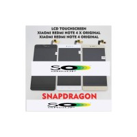 LCD TOUCHSCREEN XIAOMI REDMI NOTE 4X ORIGINAL KD-002045