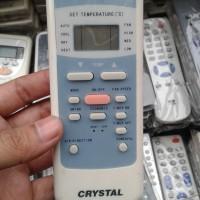 REMOTE REMOT AC CRYSTAL R51D/CE ORIGINAL ASLI
