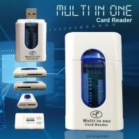 [FLASHSALE] Multi in One Card Reader Memory MicroSD miniSD msduo mduo