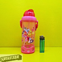 Botol Minum My Little Pony BPA Free sz 500ml 6021-3