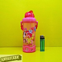 Botol Minum My Little Pony BPA Free sz 500ml 6021-2