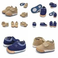 Sepatu Prewalker Shoes Anak Bayi Laki-Laki Little Baby