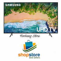 Led Smart TV Ultra HD 4K Samsung 55 inch 55NU7100