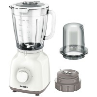 Philips Blender Plastik 1.5Liter HR2102 / Putih