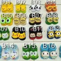 Super Promo - Kaos Kaki Bayi 3D\U002F Baby Socks 3D Boy & Girl Tsum