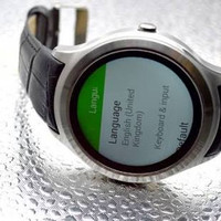 ANDROID SMARTWATCH PHONE WATCH NO1 D5 SILVER STEEL LEATHER WATCH