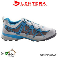 Sepatu Gunung / Trail Running Vaude Tereo Active Grey-Blue not TNF JWS