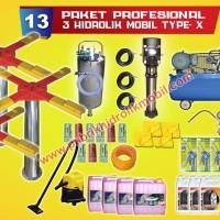 paket usaha cuci mobil 3 hidrolik mobil type x murah harga pabrik