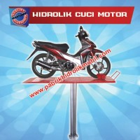 HIDROLIK CUCI MOTOR MURAH BERKUALITAS, BERGARANSI