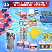 paket usaha cuci motor 5 hidrolik motor murah & harga pabrik