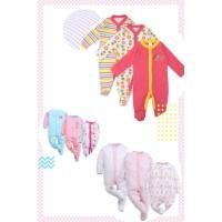 Pakaian bayi/ 3in1 SLEEPSUIT /Pakaian Bayi Unik