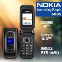Hp nokia jadul 6085 Original Nokia murah nokia lipat nokia flip