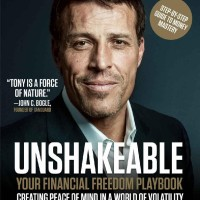 Unshakeable: Your Financial Freedom Playbook - Tony Robbins (Kindle)