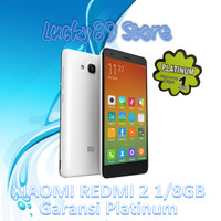 XIAOMI REDMI 2 4G LTE (1GB/8GB) GARANSI DISTRIBUTOR hp handphone murah