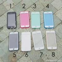 Waterproof Case iphone 5, 6, 6+, samsung S7 hp handphone murah