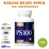 Harga jarrow formulas ps 100 brain and memory support 100 mg 60 | Pembandingharga.com