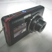 kamera digital camera pocket /saku, samsung ST500, touchscreen,