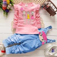 Set Jumpsuit Trio Kids/baju anak perempuan/stelan anak perempuan murah