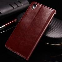 Flip Wallet Sony XA/XA1/XA Z Ultra Leather case full 360 View Kulit HP