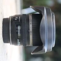 Canon EF-S 10-22mm F/3.5-4.5 USM Wide lens/lensa