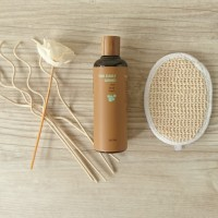 REBREW THE DAILY GRIND Hair & Body Wash - 2in1 Shampoo Sabun Kopi