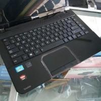 Toshiba L840 Core i5-3210M Ram4Gb Hardisk 500Gb