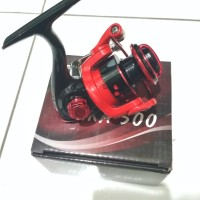 Reel Pancing Casting Mini Reel Fugu Nara 500 11 Ball Bearing Murah