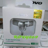 Earphone Headset Handfree HP Oppo Neo Mirror 3 5 7 Find Joy Ori