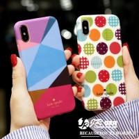 Softcase TPU KATESPADE Glossy IMD Cover Case Casing HP Samsung J6 2018