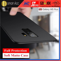 Samsung Galaxy A6 + / A6 Plus Case Casing Slim BackCase Hp Cover