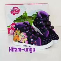 Review Sepatu little pony boot 9877043ef5