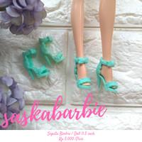 Sepatu Barbie / Doll 11.5 inch / Boneka / Original Mattel