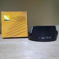 Lenshood Nikon HB 39 Untuk Lensa 18 300mm ED VR 16 85mm ED VR